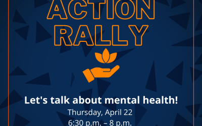 Next Gen Action Rally on Mental Health