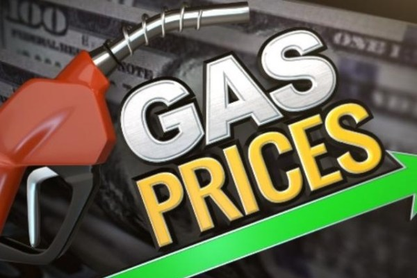 Gas prices on the rise in Tennessee
