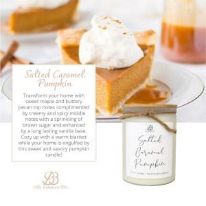 Salted Caramel Pumpkin