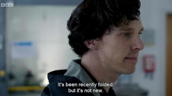 Sherlock his last wow