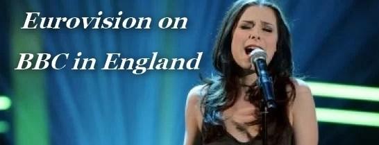 eurovision on BBC