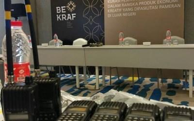 Sewa HT di Yello Hotel Harmoni Jakarta Pusat