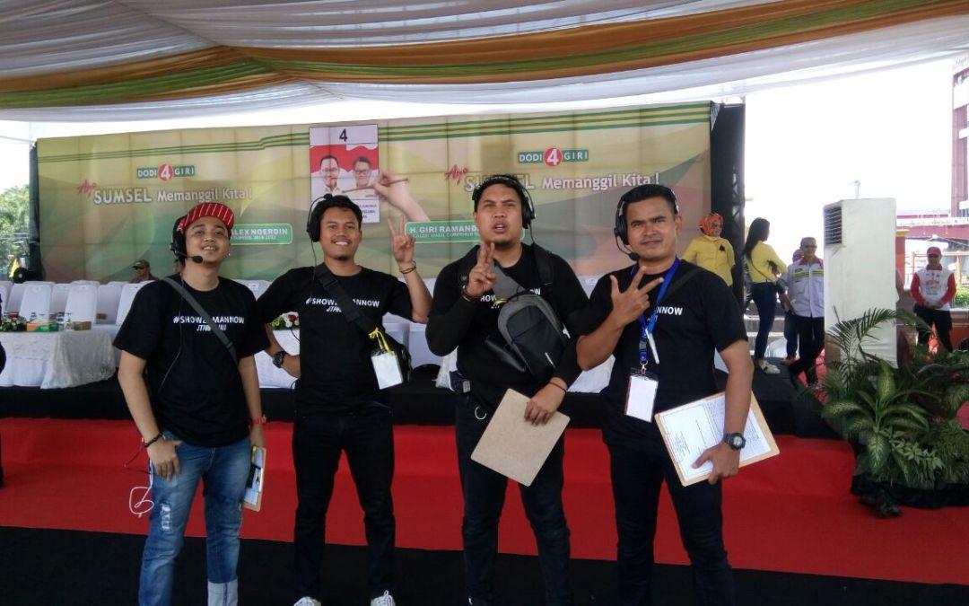Sewa Clearcom di Palembang Sumatera Selatan
