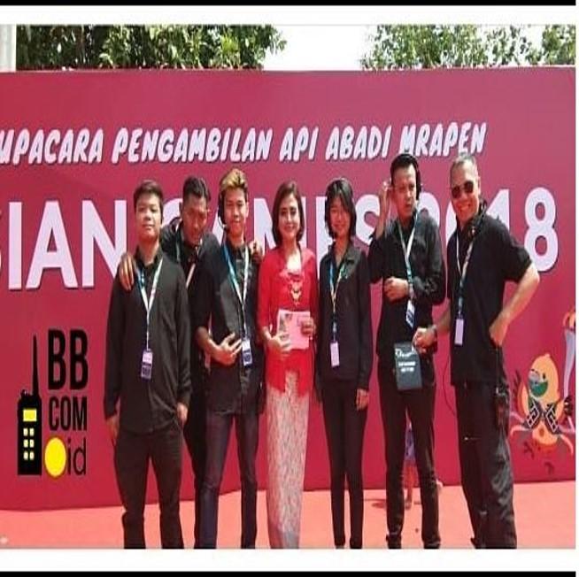 Sewa Clearcom di Wisata Api Abadi Mrapen Jawa Tengah