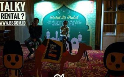 Sewa HT di Balai Sudirman Jakarta Selatan
