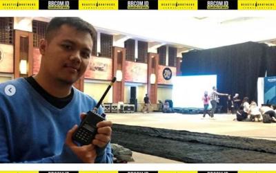 Sewa HT di Pusdiklat BRI Ragunan Jakarta Selatan