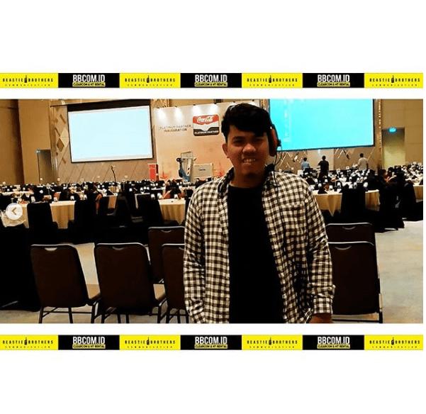 Sewa Clearcom di Hotel Intercontinental Jakarta Selatan 4