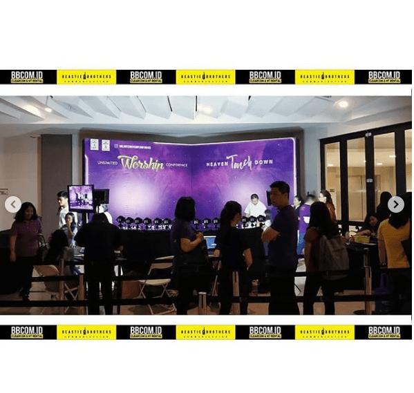 Sewa HT di Kota Kasablanka Jakarta Selatan3
