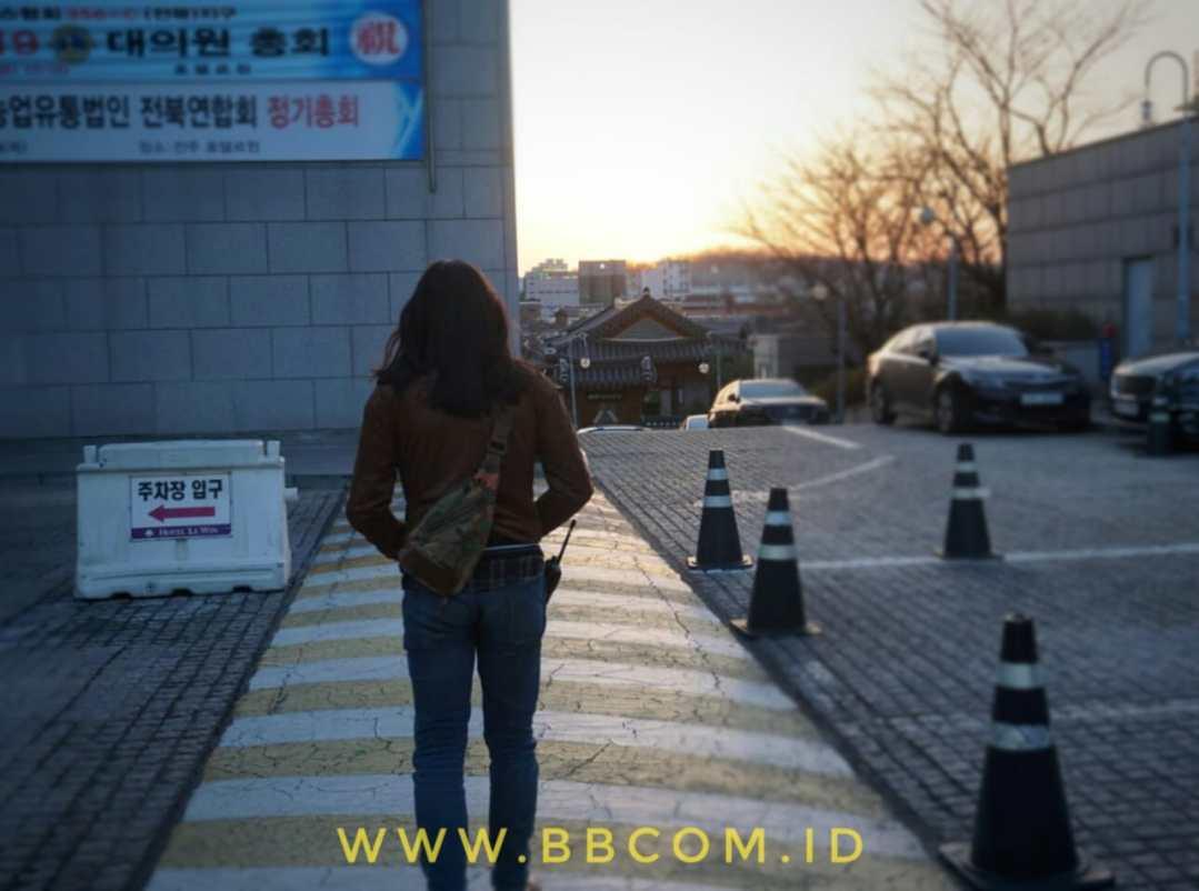 Sewa HT di Seoul Korea 1