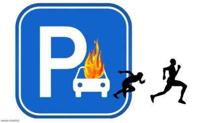 ¿Quién paga si su coche arde solo en el garaje?