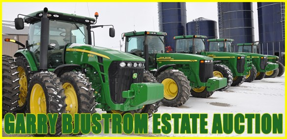 garry bjustrom, estate auction, mount ayr, iowa, bb diesel performance