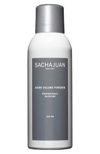 Sacha Juan Dark Volume Powder dry shampoo