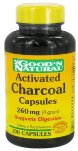 Beauty Uses for Activated Charcoal