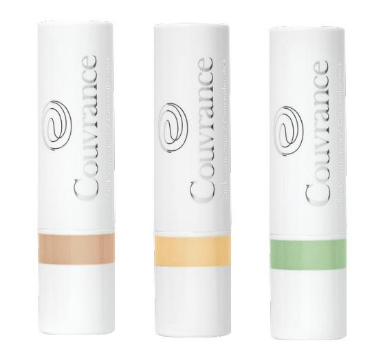 avene couvrance corrective concealer sticks medical makeup
