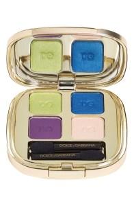 Dolce & Gabbana Smooth Eyeshadow Quad in Bouquet 152