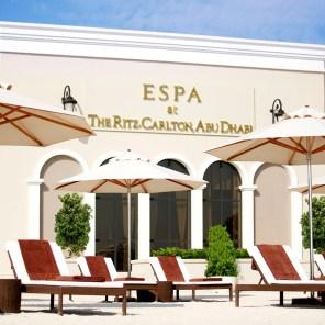 Ritz Carlton Abu Dhabi Grand Canal ESPA Spa