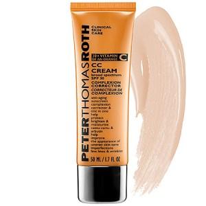 Peter Thomas Roth Camu Camu CC Cream Skincare TIps Summer