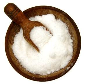sea salt acne home remedy