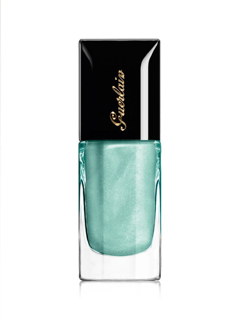 Guerlain Colour Nail Lacquer- 700- Blue Ocean