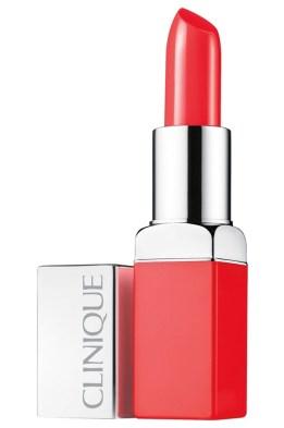 Clinique Pop Lip Color & Primer- Poppy Pop