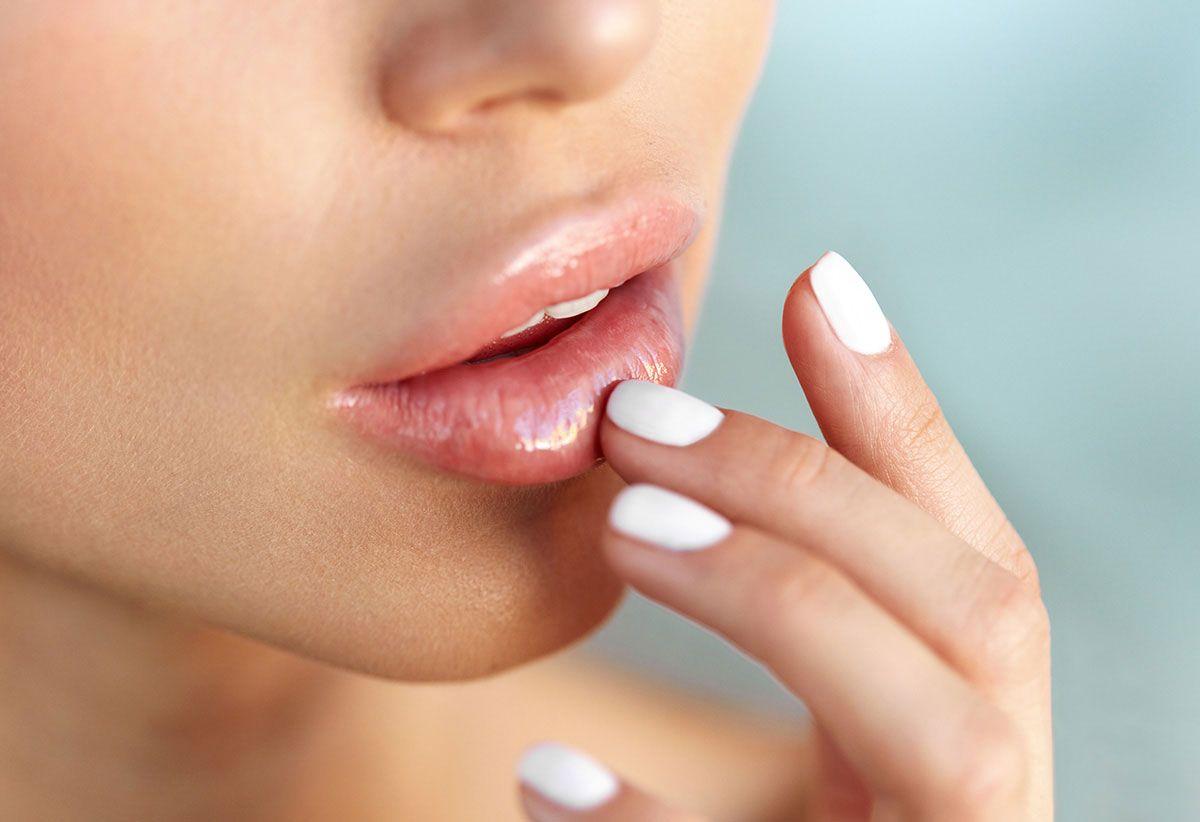 recontorneado de labios