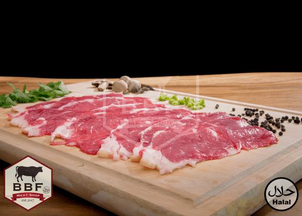 daging teriyaki tanpa lemak