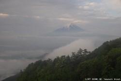 富士山(2010年6月17日5:00)