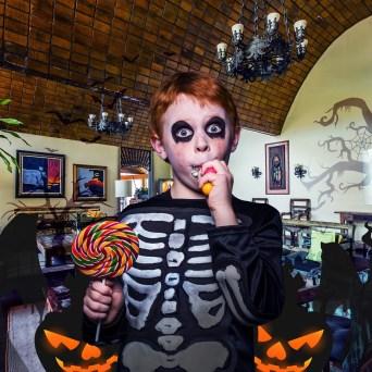 Halloween - Hotel Internacional Gravatal