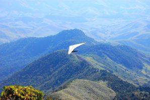 Vôo livre na Serra da Bocaina