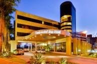 Hotel Continental Inn Cataratas - Fachada