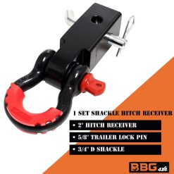 "2"" Hitch Receiver"