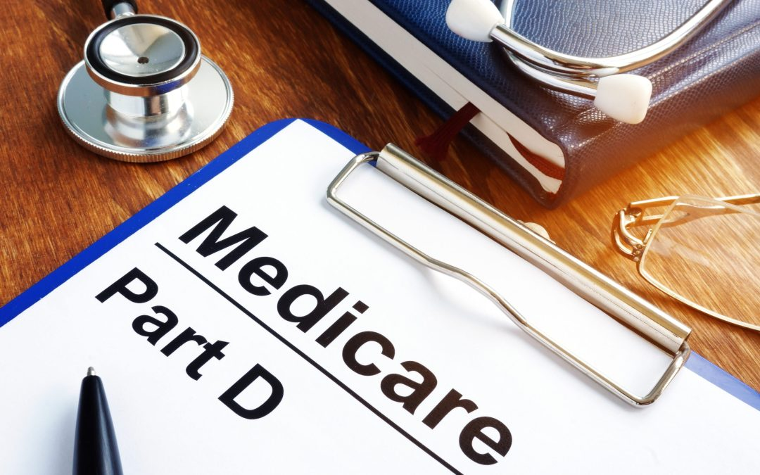 Medicare Basics: 5 Things to Know about Medicare Part D – Prescription Drug Coverage (Part of a Series)