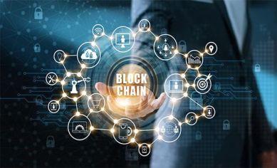 Blockchain technology future business