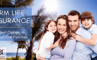 Term Life Insurance: The Best Option to Protect Our Families