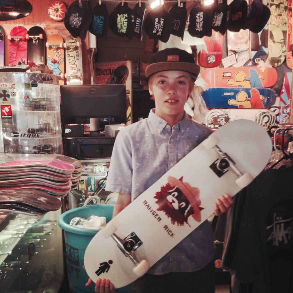 Matisse Dalphond - Skate