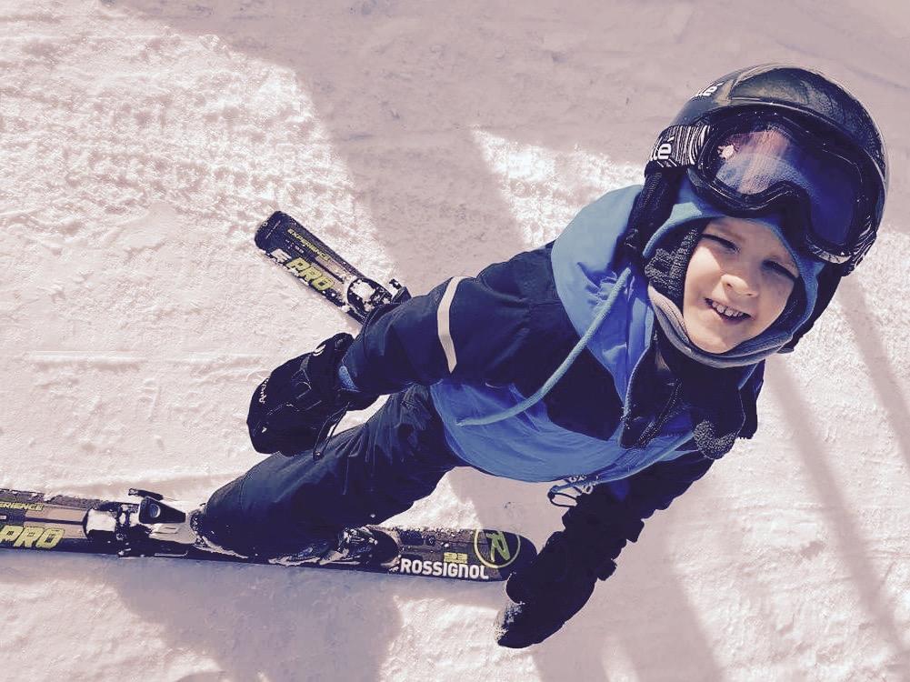 Skier en famille à Montréal