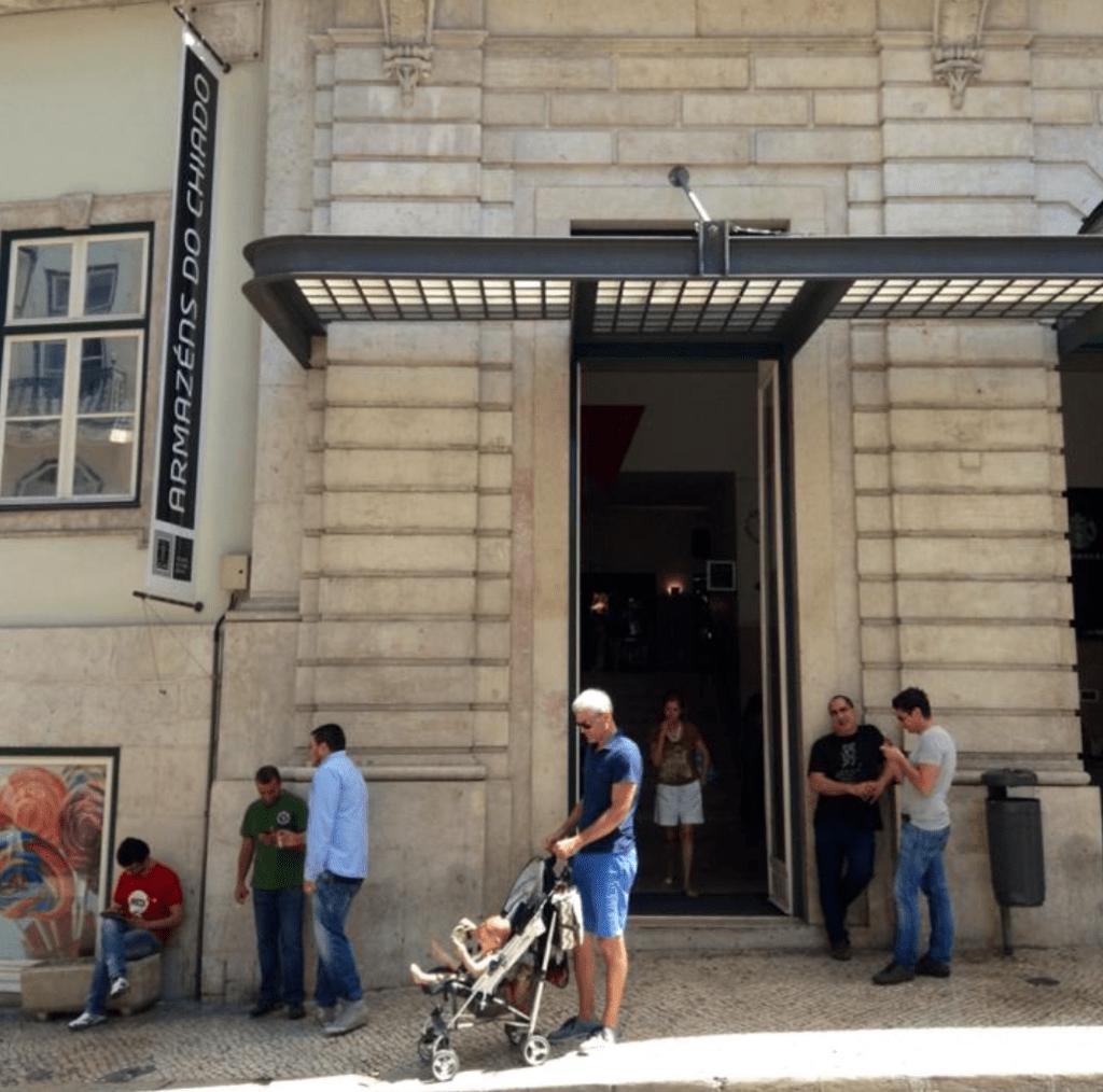 Armazen do Chiado Lisbonne