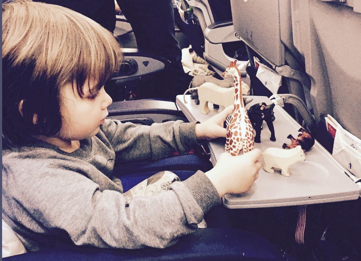 Figurines pour animaux pour enfants