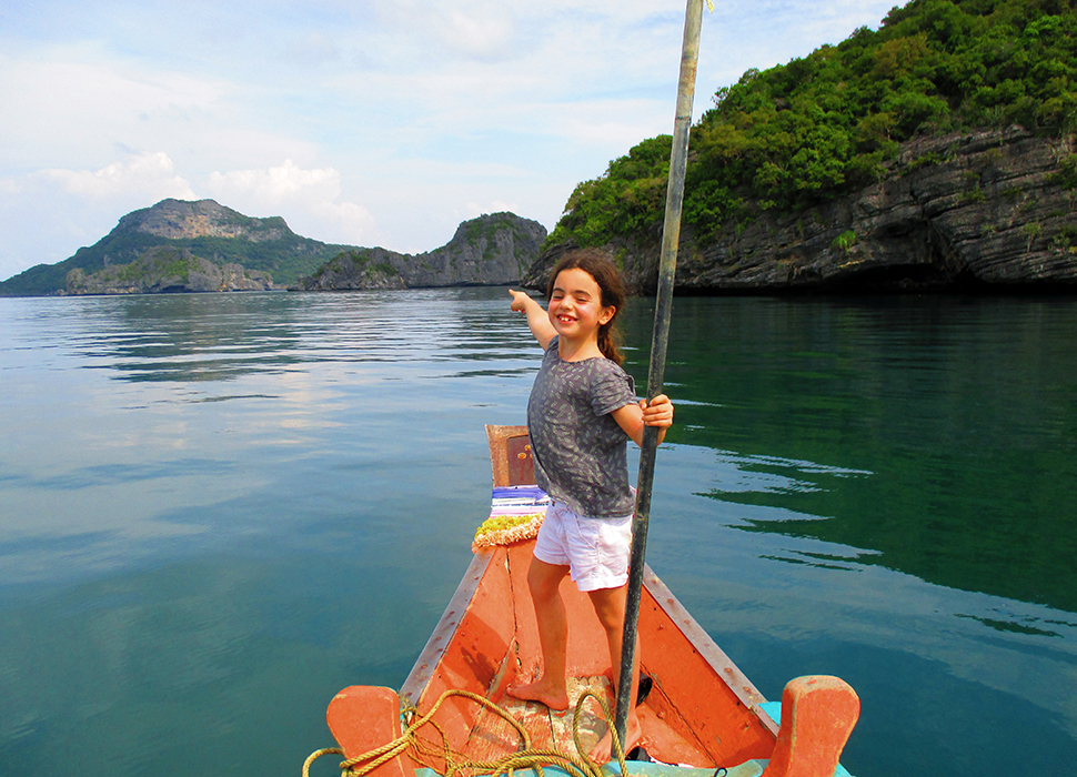 Ang Thong-Thaïlande © We Kids Travel