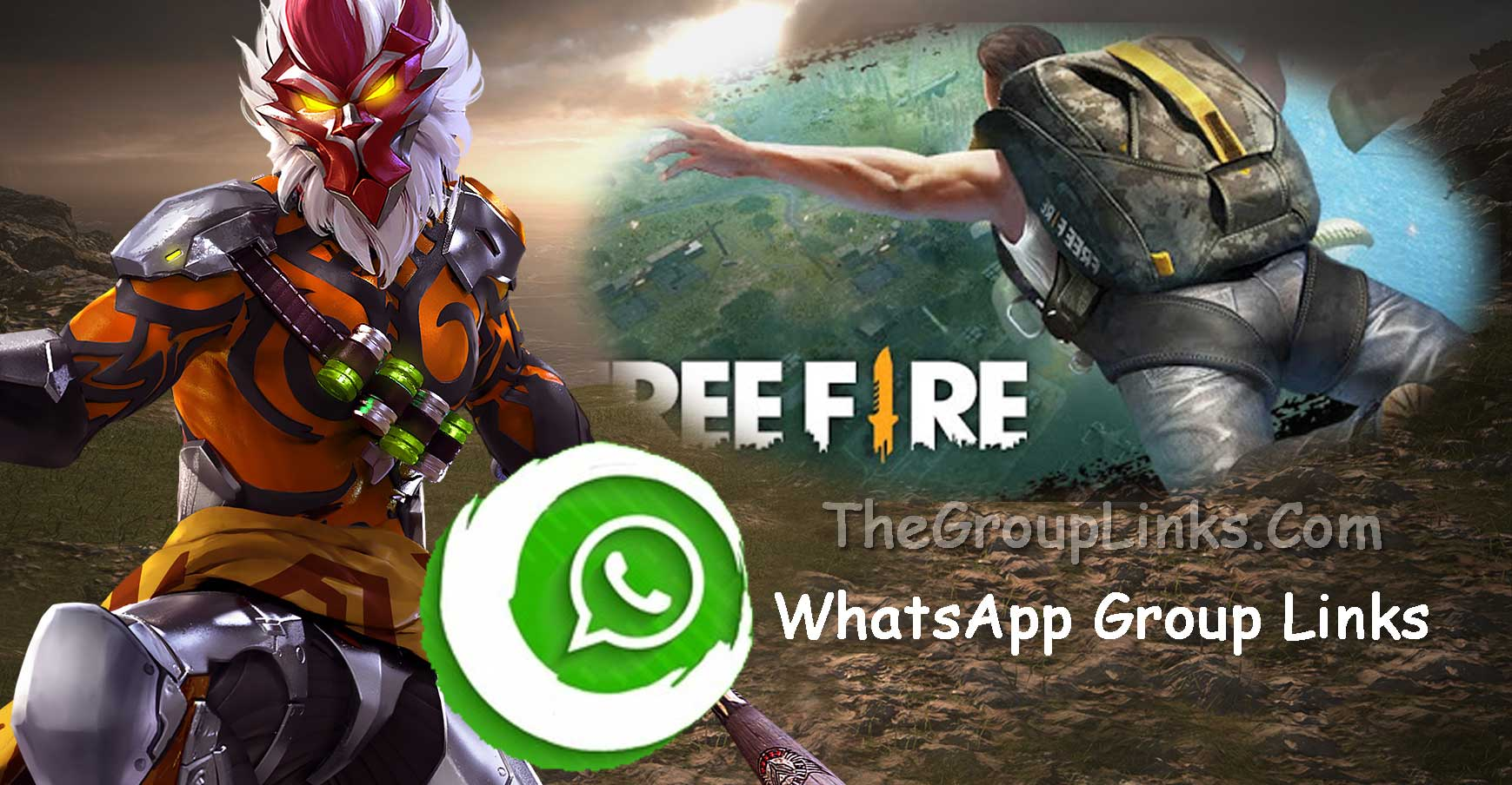 500 New Free Fire Whatsapp Group Link List Join Now