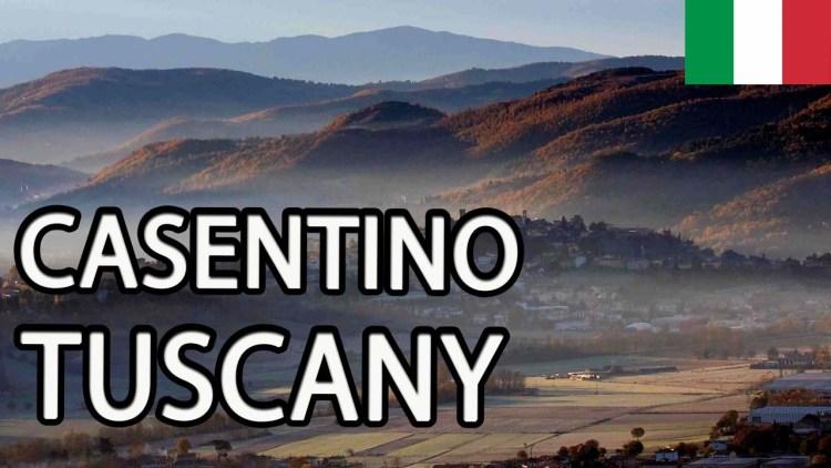 Cosa visitare in Toscana – valle del Casentino