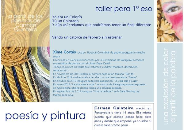 Exposición Xime Cortés