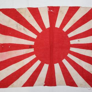 WWII GERMAN & JAPANESE FLAGS, BANNERS, FIELD GEAR, PACKS, BELTS, POUCHES, BAGS, CANTEENS, GAS MASKS