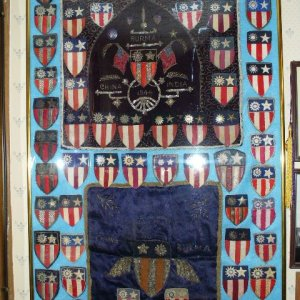 WWII U.S. PATCHES, CHEVRONS & CLOTH INSIGNIA