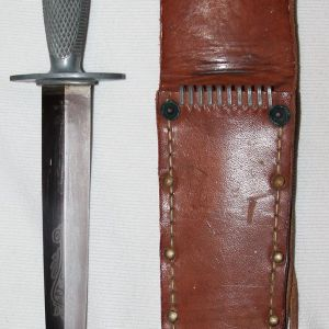 F. WWII U.S. EDGED WEAPONS, KNIVES, POCKET KNIVES, BAYONETS, SWORDS