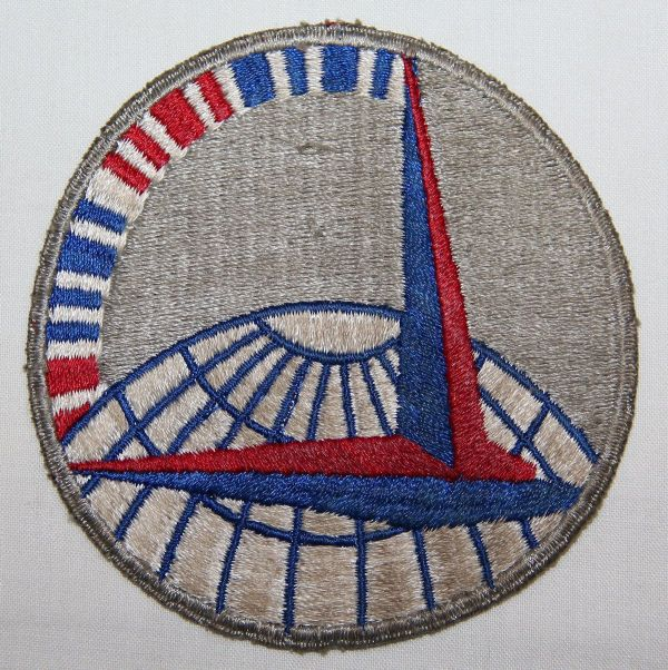 "G031. WWII AAF AIR TRANSPORT COMMAND 3 3/4"" CHEST PATCH"