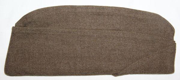 C018. NICE WWII 1944 DATED WOOL OVERSEAS, GARRISON CAP