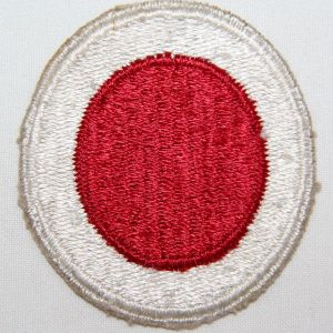 G041. WWII 37TH INFANTRY DIVISION PATCH