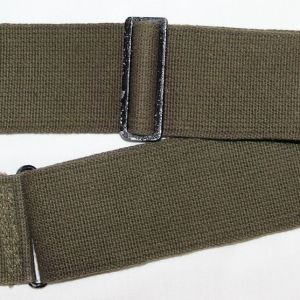 S016. KOREAN WAR OD WEB GENERAL PURPOSE STRAP, 1950 DATED
