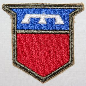 G059. WWII 76TH INFANTRY DIVISION PATCH
